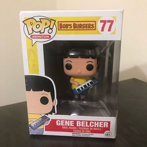 Pop animation bobs burgers collectible
